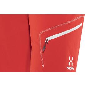 Haglöfs Lizard Shorts Women Pop Red